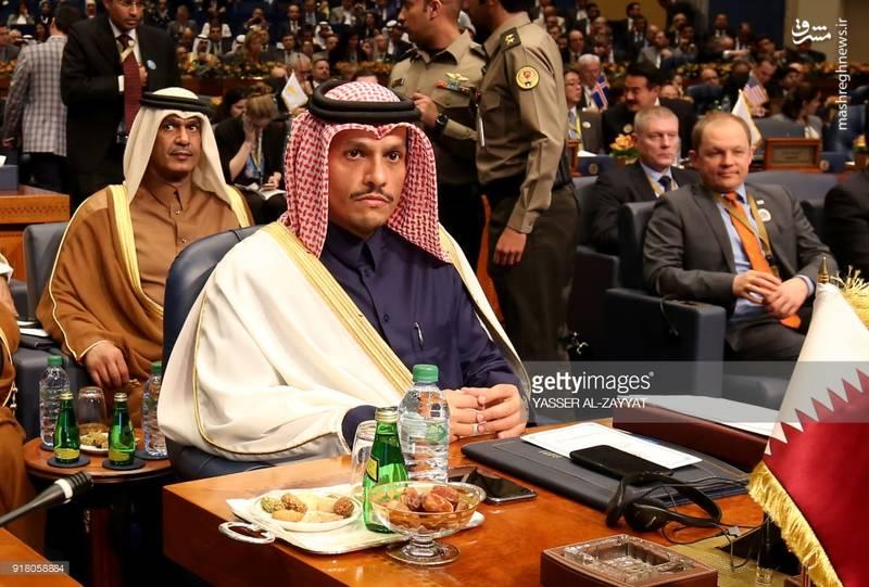 محمد بن عبدالرحمان آل ثانی(وزیر خارجه قطر)