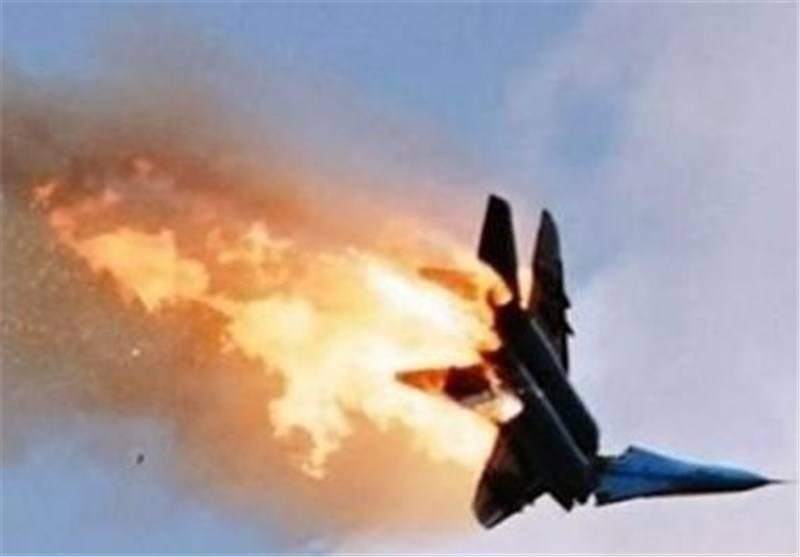 فیلم/ بررسی ابعاد سقوط جنگنده اسرائیل در جهان آرا