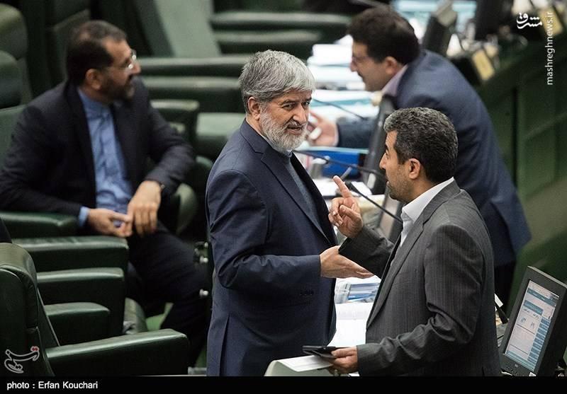 علی مطهری نایب رئیس  مجلس شورای اسلامی