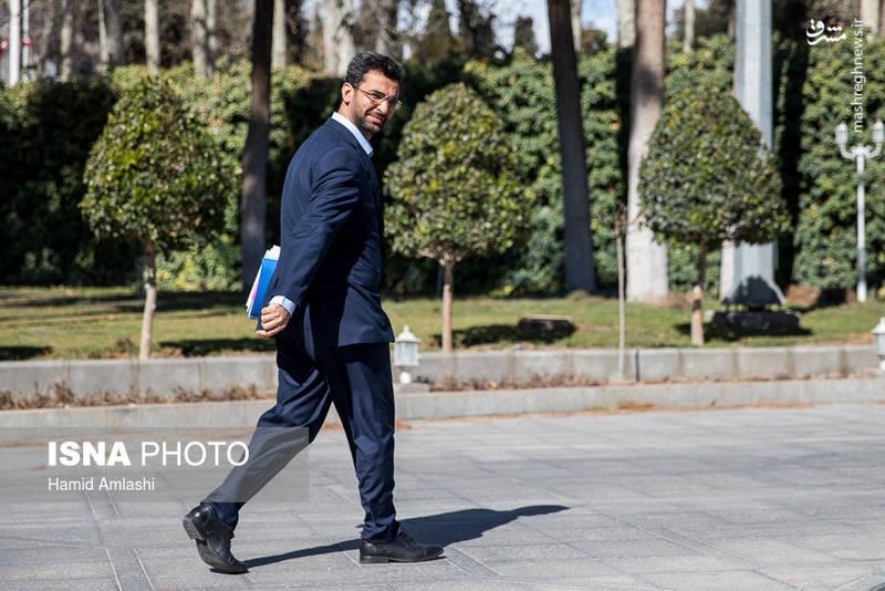 وزیر ارتباطات و فناوری اطلاعات محمدجواد آذری جهرمی