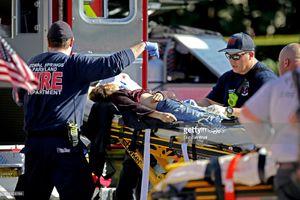 عکس/ تیراندازی مرگبار در دبیرستانی در فلوریدا