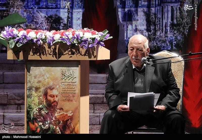 وی در آغاز جنگ داخلی لبنان در ۱۹۷۵، جذب مبارزان فلسطینی اردوگاههای جنوب لبنان شد.
