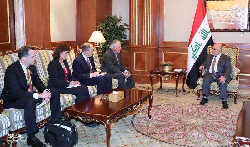 درخواست آمریکا از عراق: دستان ایران را قطع کنید