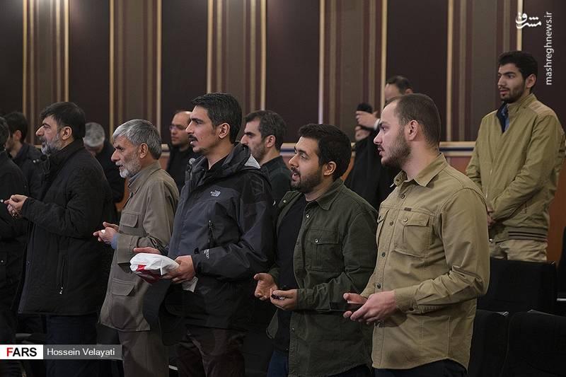 پنجمین سالگرد شهادت سردار شهید حاج حسن شاطری