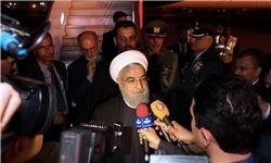 روحانی: گسترش و تعمیق روابط ایران و هند به نفع ثبات و امنیت منطقه است