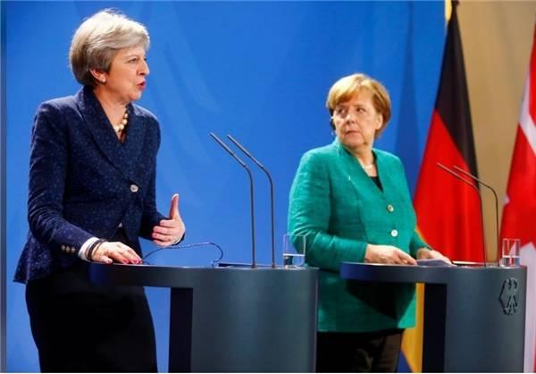 ادامه هم آوازی های اروپا با زورگویی های ترامپ