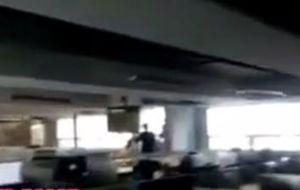 فیلم/ زلزله 7.2 ریشتری مکزیک