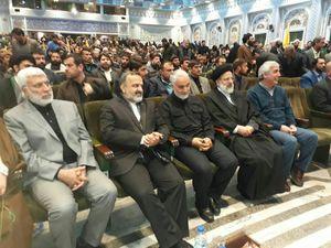 عکس/ همایشی با حضور حاج قاسم،حاتمیکیا و رئیسی