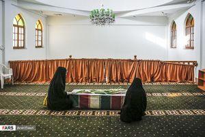 عکس/ استقبال مردم شیراز از شهدای دفاع مقدس