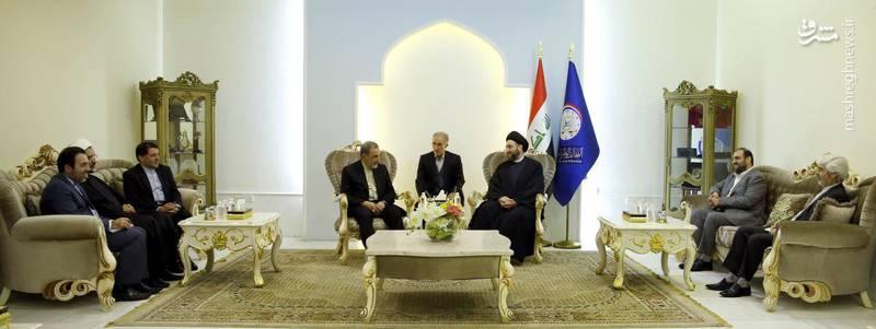 در این دیدار آخرین تحولات سیاسی منطقه و روابط میان عراق و جمهوری اسلامی ایران و راههای تحکیم آن مورد بحث و بررسی قرار گرفت