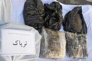 دفن مواد مخدر در کنار مردگان +عکس,