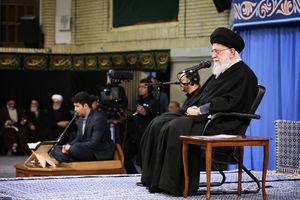 دیدار مردم آذربایجان شرقی با رهبرانقلاب