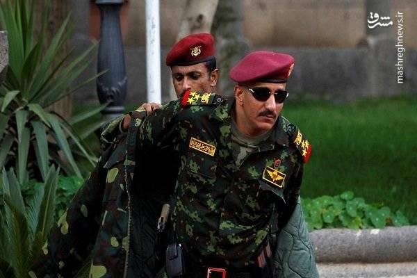 عکس/ برادرزاده دیکتاتور با لباس نظامی رؤیت شد