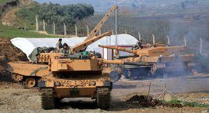 « کاهش مناطق تنش»؛ توافقی برای صلح یا تجزیه سوریه؟ ارتش ترکیه چند پایگاه نظامی در استانهای حلب و ادلب احداث کرده است؟ + نقشه میدانی و تصاویر