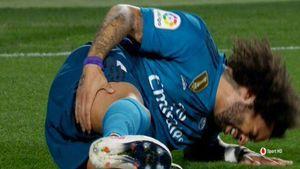 بازیکن کلیدی رئال مادرید مصدوم شد