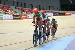 مسمومیت و انصراف رکابزنان ایران از مسابقات قهرمانی آسیا