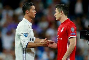 لواندوفسکی: به حضور در رئال مادرید فکر نمیکنم