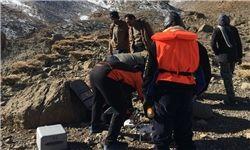 فعالیت 6 یگان پهپادی در محل سقوط هواپیما +عکس