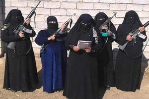 اعدام و حبس در انتظار زنان داعشی در عراق