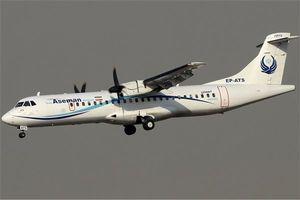 هواپیمای ای تی آر ATR شرکت آسمان