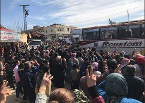 نیروهای ارتش سوریه تا ساعاتی دیگر وارد عفرین میشوند