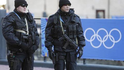 نقش نیروی اول امنیتی روسیه برای جام جهانی ۲۰۱۸