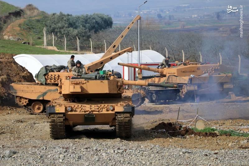 « کاهش مناطق تنش»؛ توافقی برای صلح یا تجزیه سوریه؟ ارتش ترکیه چند پایگاه نظامی در استان های حلب و ادلب احداث کرده است؟ + نقشه میدانی و تصاویر