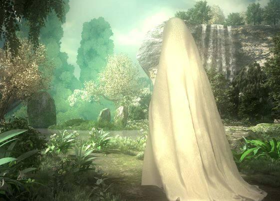 فیلم/ انیمیشن «بانوی بهشتی»