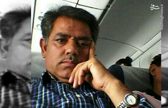 حسین رستمی تقی، یکی از مسافران هواپیمای ATR
