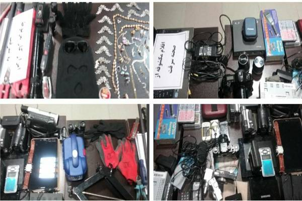 دزد عنکبوتی در کرمان دستگیر شد +عکس