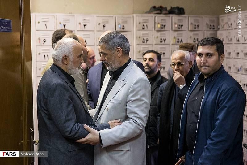 حسین فدایی رییس بازرسی دفتر رهبر انقلاب
