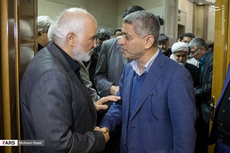 علی طیبنیا وزیر سابق اقتصاد