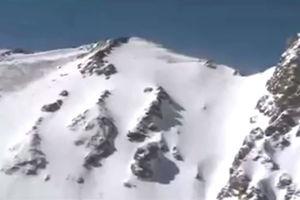 فیلم/ اولین تصاویر از لاشه هواپیمای تهران-یاسوج