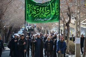 عکس/ عزاداری شهادت حضرت زهرا (س) در سراسر کشور