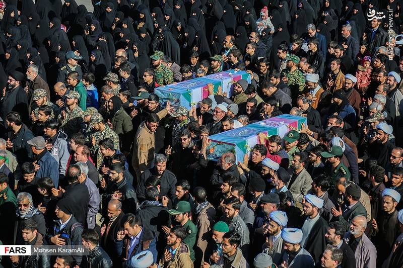 امام خمینی (ره) : هراس ، آن دارد که شهادت مکتب او نیست.