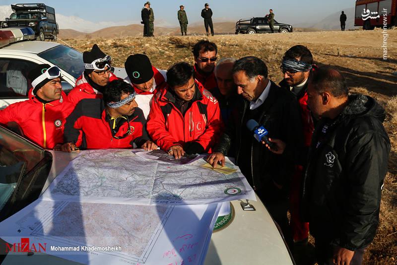 نقشه خوانی گروه امدادی