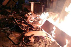گزارش کیهان از پشت پرده انتحاری منسوبان فرقه تابنده