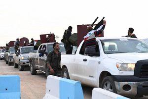 حمله ترکیه به مواضع بسیج مردمی سوریه در عفرین