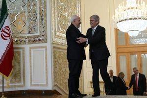 دیدار ظریف و همتای اسپانیایی در تهران