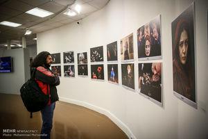 عکس/ افتتاح نمایشگاه جشن تصویر سال