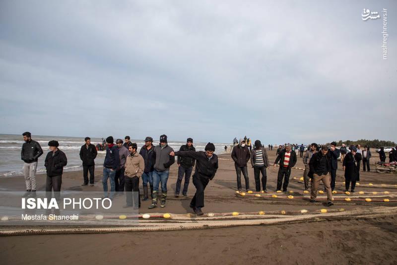 مفقود شدن 3 صیاد در دریای جویبار