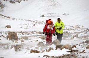 نگرانی خانواده بازماندگان هواپیمای یاسوج برای جان امدادگران