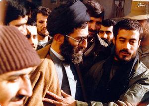 فیلم/ ماجرای تحصن روحانیون مبارز در دانشگاه تهران