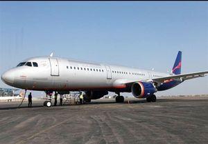 فرود اضطراری پرواز کیش به دلیل شکستن شیشه هواپیما