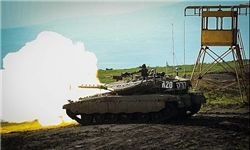 ارتش رژیم صهیونیستی جنگ با لبنان را شبیهسازی کرد