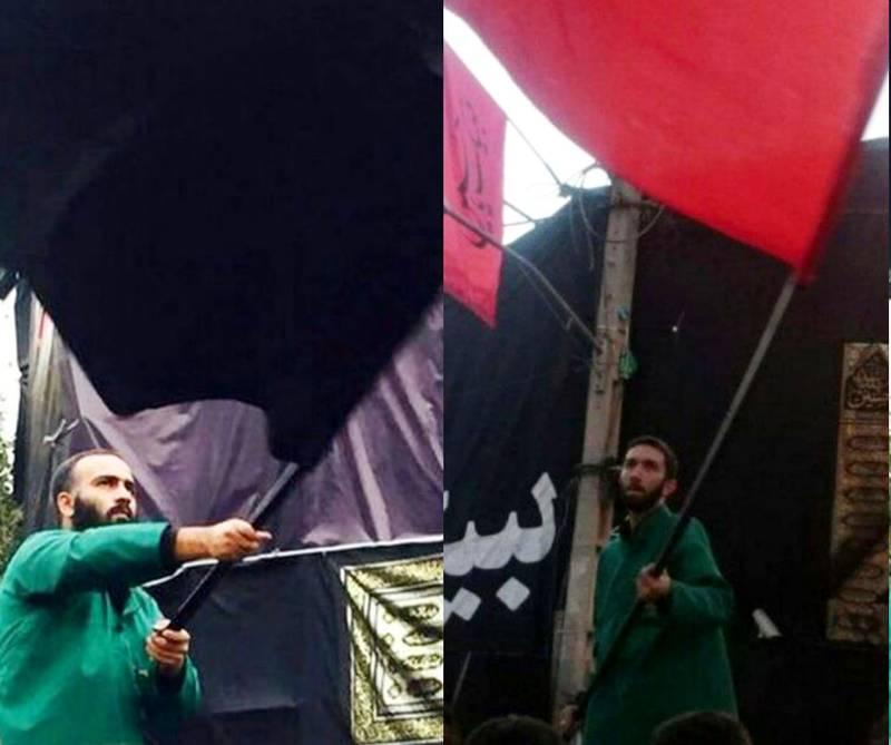 عکس/ دو شهید در یک قاب...