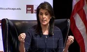 نیکی هیلی هم سوریه را دوباره تهدید کرد