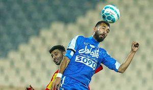 چشمی: این سختترین قرعه تاریخ فوتبال ایران است
