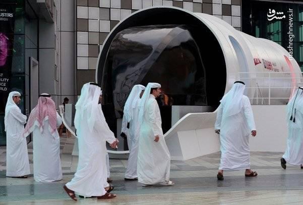 این وسیله نقلیه سریع السیر تا ۲۰۲۰ در دبی افتتاح می شود