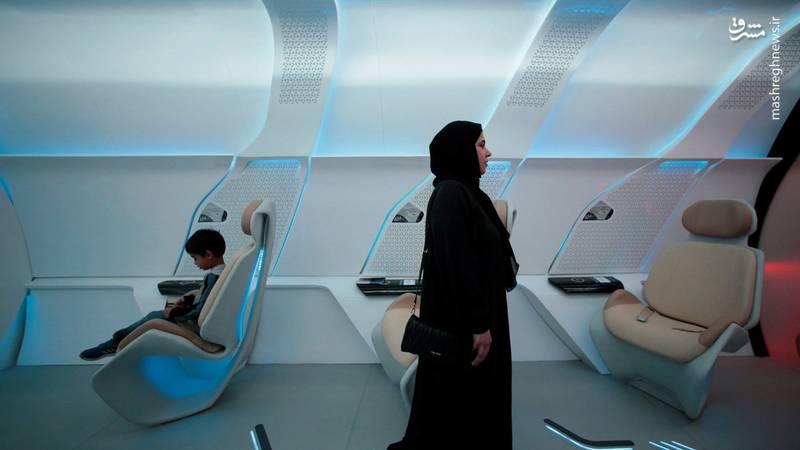 برای ساخت هایپرلوپ سازمان حمل ونقل جاده ای دبی با شرکت هایپرلوپ وان متعلق به ویرجین همکاری می کند